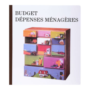 budget depenses menageres papeterie colbert