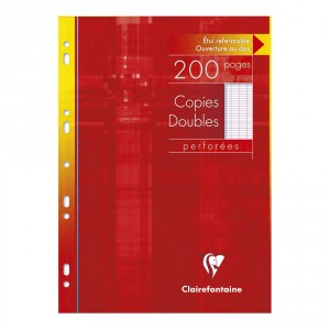 copies doubles 47110 papeterie colbert