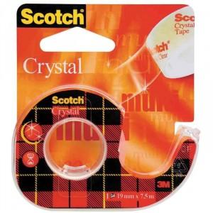 devidoir scotch cristal papeterie colbert