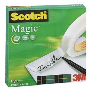 rouleau de scotch magic papeterie colbert