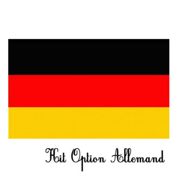 kit option allemand papeterie colbert