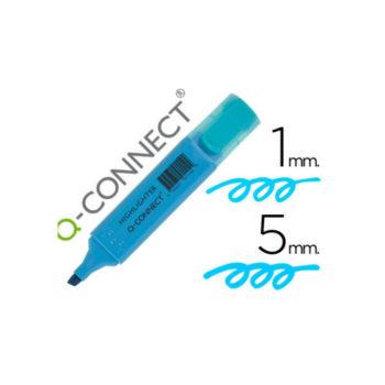 surligneur BLEU Q CONNECT