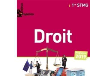 Enjeux-et-Reperes-Droit-1re-STMG-Livre-eleve-Ed-2019
