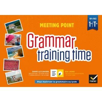 Grammar-training-time-Anglais-1ere-Term-B1-B2