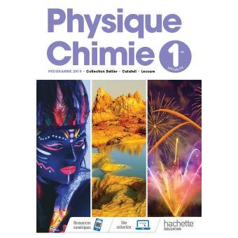 Physique-Chimie-1ere
