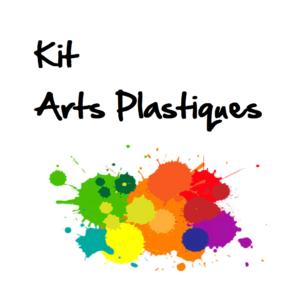 kit arts plastiques