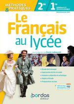 Francais 2de1re